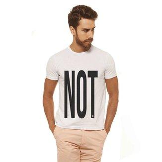 f4f49042106 Camiseta Joss - Not 3 - Masculina