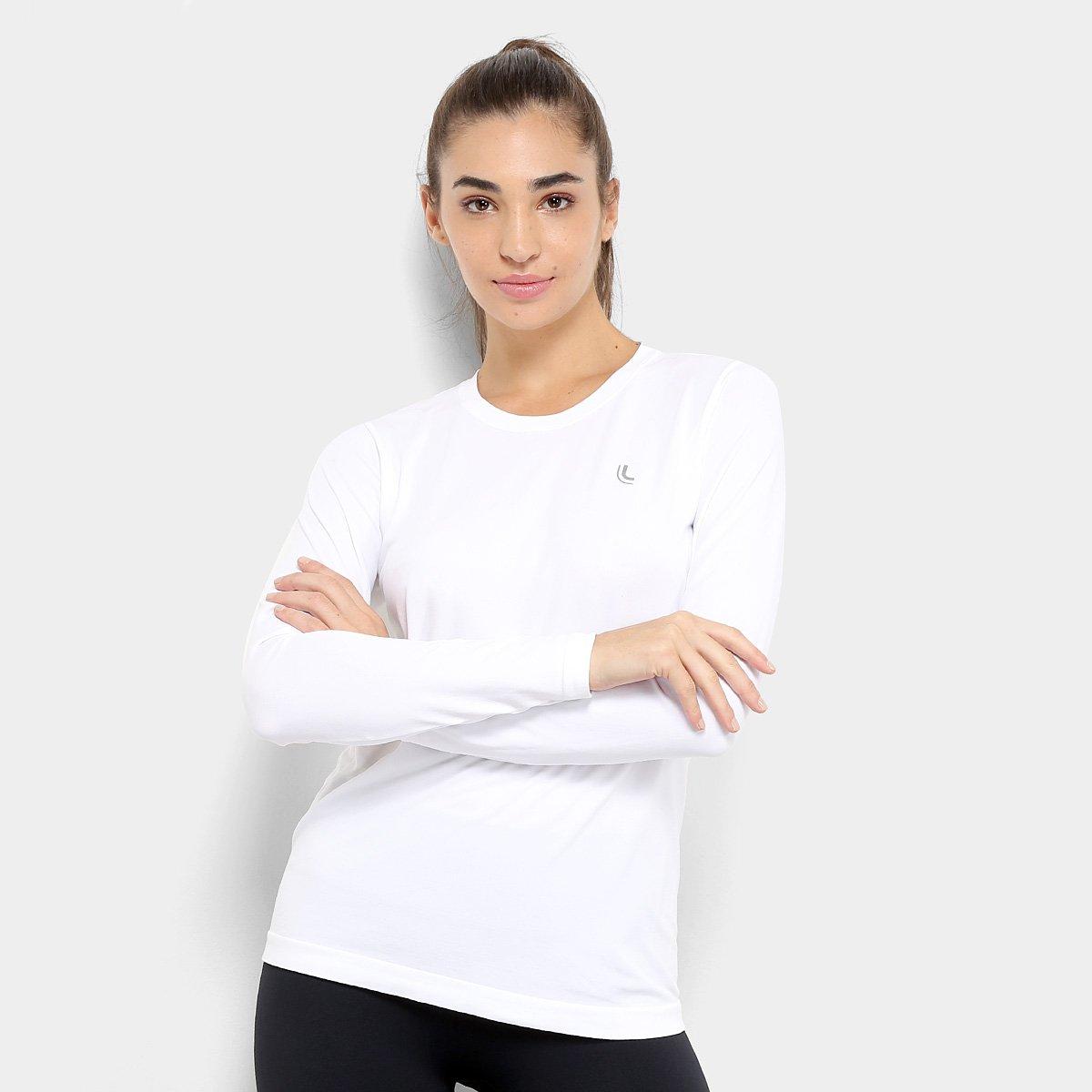 Camiseta Lupo Protection Manga Longa Feminina