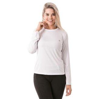 f24a0e123 Camiseta com Proteção Solar Manga Longa Extreme UV Ice