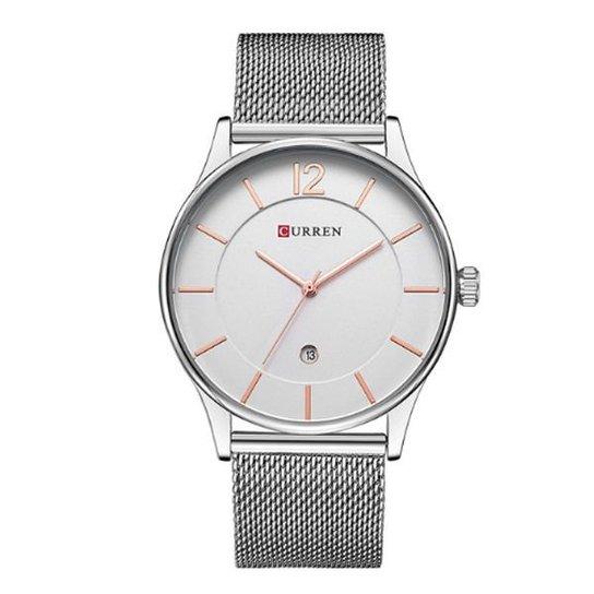 ba217d13c69 Relógio Masculino Curren Analógico 8231 - Compre Agora