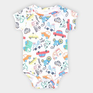 3d8f763e5f Body Infantil Up Baby Motos Manga Curta