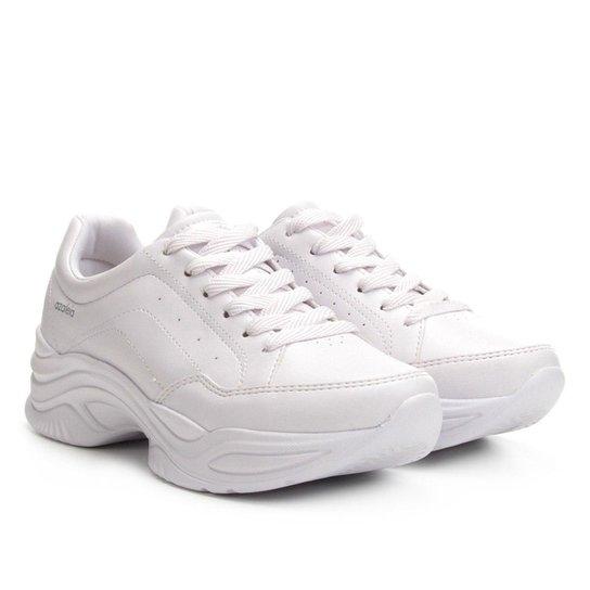 17d38303d19 Tênis Chunky Sneakers Azaleia Feminino - Branco - Compre Agora