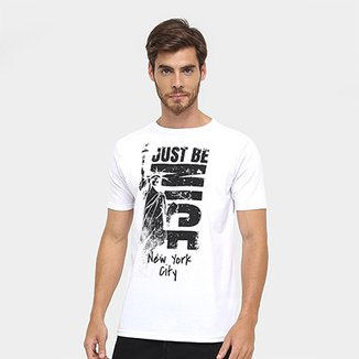 88bf11acc6eb6 Camiseta Burn Just Be Nice