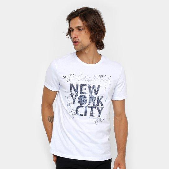 Camiseta Burn New York Masculina - Compre Agora  727d5ccfd3459