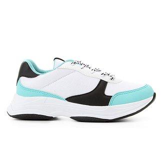 2e98276414f Tênis Burn Chunky Sneaker Feminino