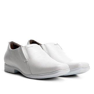 5adfd7bd6 Sapato Social Couro Pegada Sem Cadarço Masculino