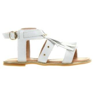 3b8258de5 Sandálias Menina Branco - Calçados | Zattini