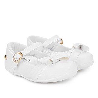 Sapato Infantil Klin Cravinho Princess Feminino a05b8a79b3