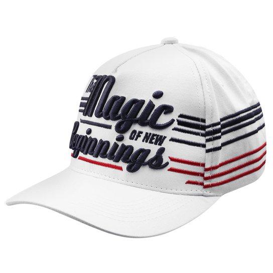 Boné Colcci Magic Tela - Compre Agora  d10f8490f2b