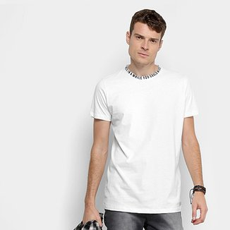 45aafa952 Camisetas Masculinas Colcci - Ótimos Preços | Zattini