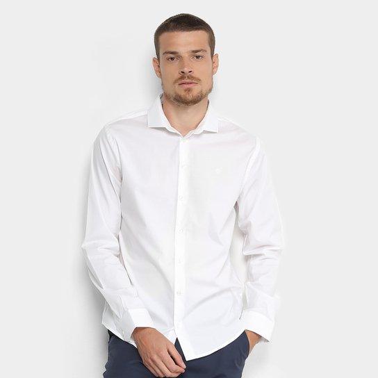 971d1ae7dcdd65  Camisa Básica Manga Longa Forum Masculina - Compre Agora  Zattini 907a2fb1a6fcc2 ... c2b3dbc56f