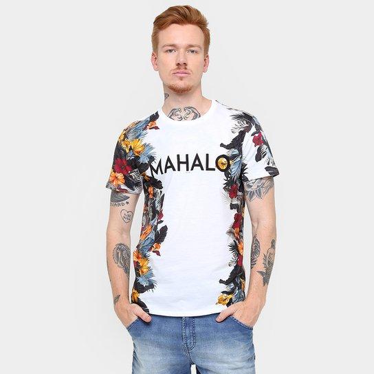 Camiseta Ellus Floral - Compre Agora  a46b109f647