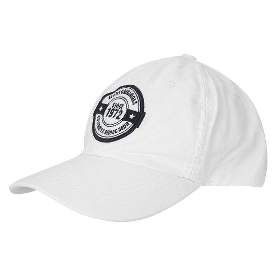 Boné Ellus Aba Curva Logo - Compre Agora  4dc3548027a
