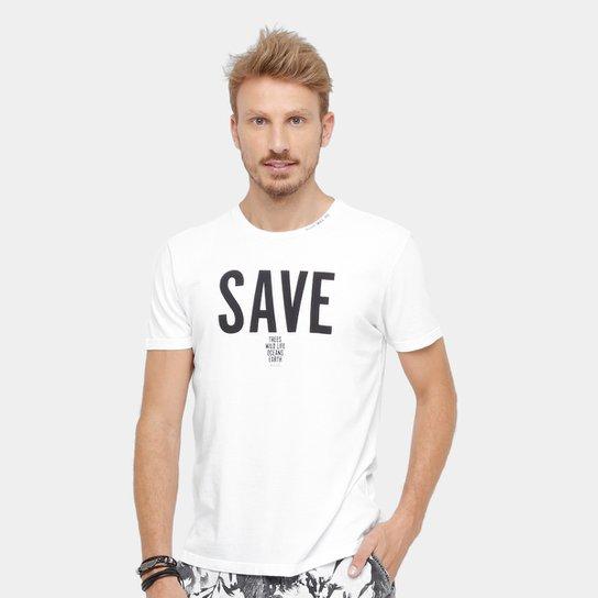 Camiseta Ellus Save Masculina - Compre Agora  94d4f52747f