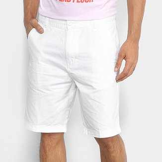 1a974125abfe5 Bermuda de Sarja Ellus 2nd Color Masculina