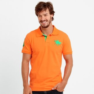 ad60a2f4e1 Camisa Polo RG 518 Piquet Básica Masculina