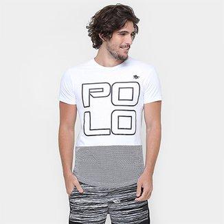 Camiseta RG 518 MC Alongada Polo Sport 58932a7195349