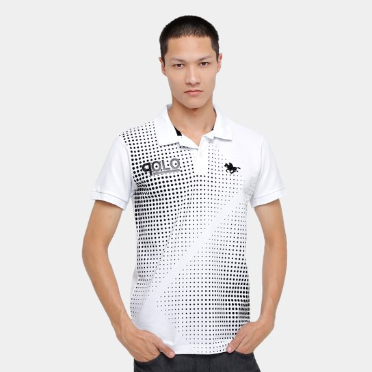 Camisa Polo RG 518 Piquet Full Print Masculina - Compre Agora  ca3883298278a