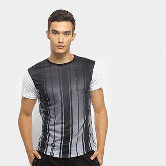 61e18c0cc948 Camiseta Polo RG 518 Swag Malha Listrada Masculina