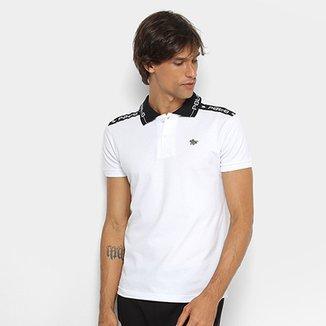 27de7ab130008 Camisa Polo RG 518 Piquet Masculina