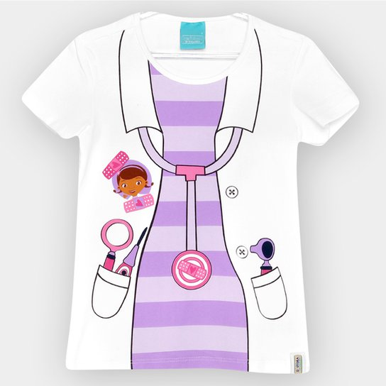 Camiseta Malwee Doutora Brinquedos - Compre Agora   Zattini 3aeeb8dda0