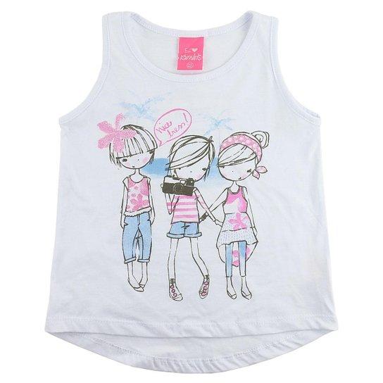 Regata Kamylus Infantil Nice Dress - Compre Agora  54a2699606c