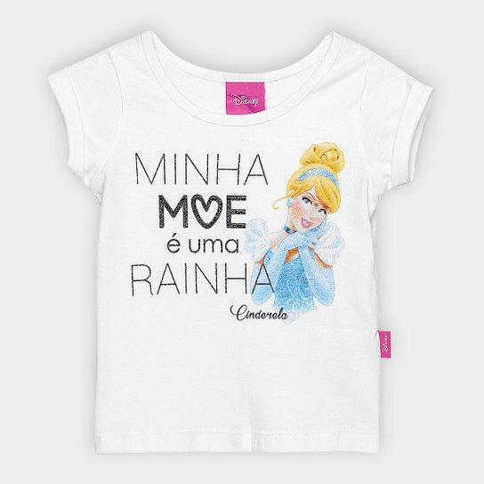 Camiseta Infantil Brandili Tal Filha Princesa Baby Feminina - Compre ... 9f1e19fa8aa82