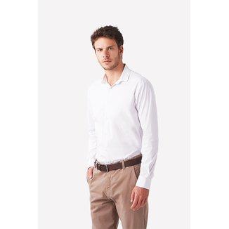 c2f69e69671e3 Camisa Social Foxton Ml Apple Masculina