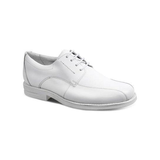 5537f7c82 Sapato Masculino Sandro Moscoloni Doctor Branco - Compre Agora | Zattini