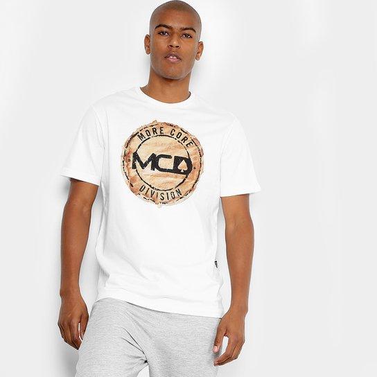 Camiseta MCD Regular Seal Masculina - Branco - Compre Agora  0f2d319109b