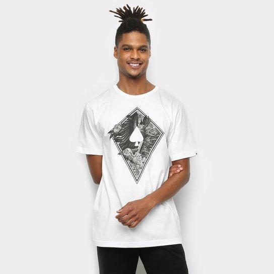 5e18b30176308 Camiseta MCD Regular The Birds 11 Masculina - Branco - Compre Agora ...