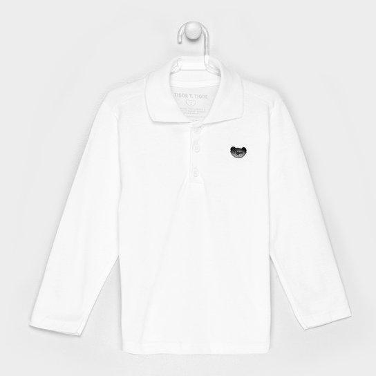 ead8a5efd Camisa Polo Tigor T. Tigre Básica - Compre Agora