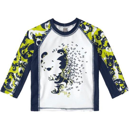 Camiseta De Praia Bebê Tigor T. Tigre Masculina - Branco - Compre ... 732af116683