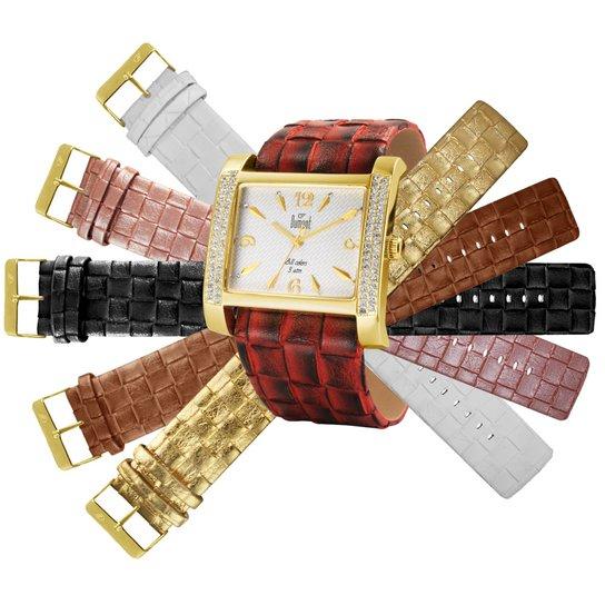 7b6303018e2 Relógio Dumont Feminino Troca Pulseira - SK85537 B SK85537 B - Branco
