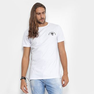 Camiseta Local Gola Careca Estampa Tigre Masculina 0cf2579fcc