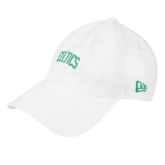 5ced5066d5161 Boné New Era NBA Boston Celtics Aba Curva Wordmark - Compre Agora ...