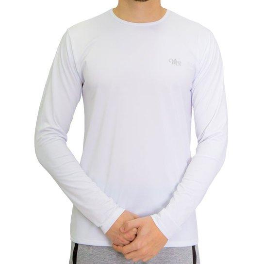 Camiseta Proteção UV FPU 50+ Manga Longa - Branco - Compre Agora ... 8a8fa01fd9f