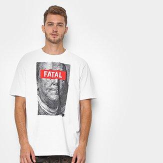 Camiseta Fatal Estampada Masculina 7ae46a674d798
