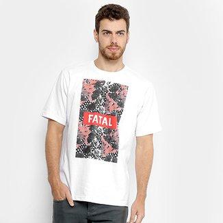 a17486150e Camisetas e Roupas Fatal em Oferta