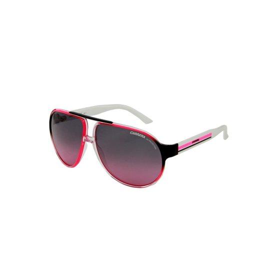 Óculos de Sol Carrera 100% Proteção UV Ópticas Melani Feminino - Branco 5c7166ad2d