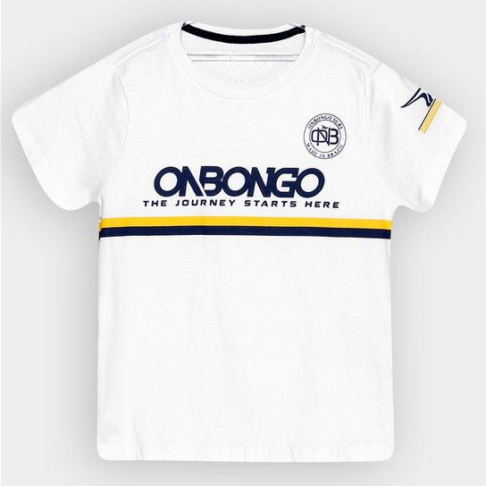 Camiseta Promocional Onbongo Infantil - Compre Agora  427ad1a93d57a