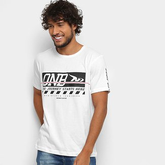 3e44b009a84 Camiseta Onbongo The Journey Masculina