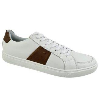e87042e2a46 Sapatênis Constantino Masculino Branco Tamanho 39 - Calçados