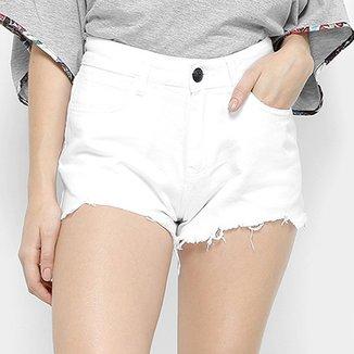 444ac53de Short de Sarja Coca-Cola Hot Pants Feminino