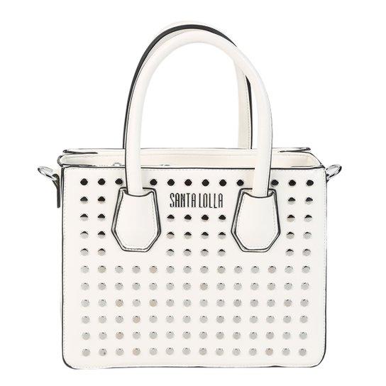 Bolsa Santa Lolla Tote Vazada Feminina - Compre Agora  d74c4ed0268
