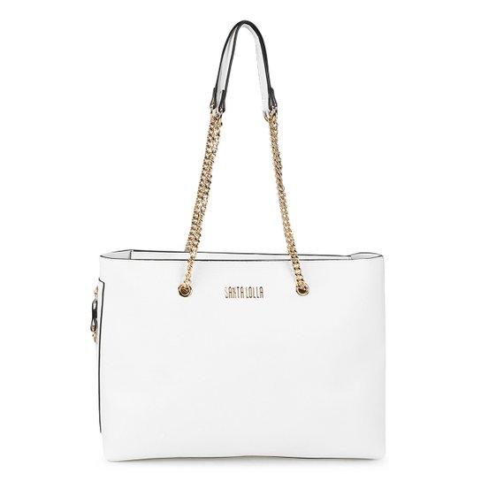 Bolsa Santa Lolla Shopper Risco Feminina - Compre Agora  df18e635126