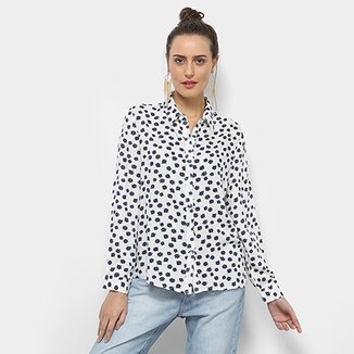 10c6a56c35e612 Camisas e Roupas Femininas | Zattini