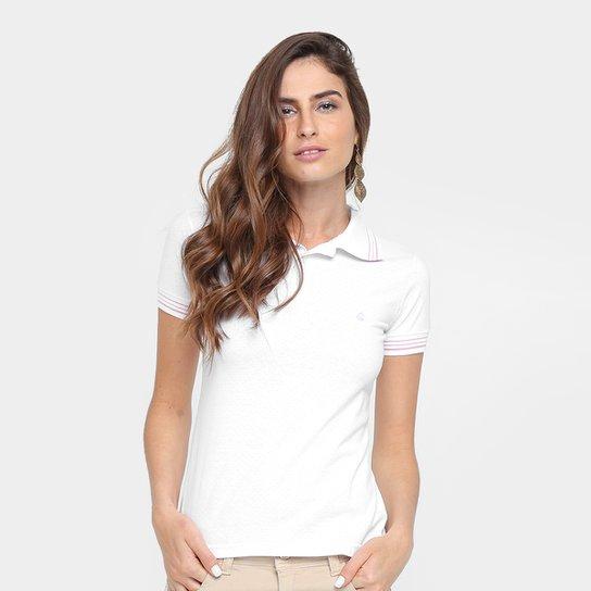 7dd8460e85 Camisa Polo Tigs Listras Feminina - Compre Agora