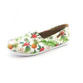 10deee9fab Alpargata Quality Shoes Abacaxi Feminina