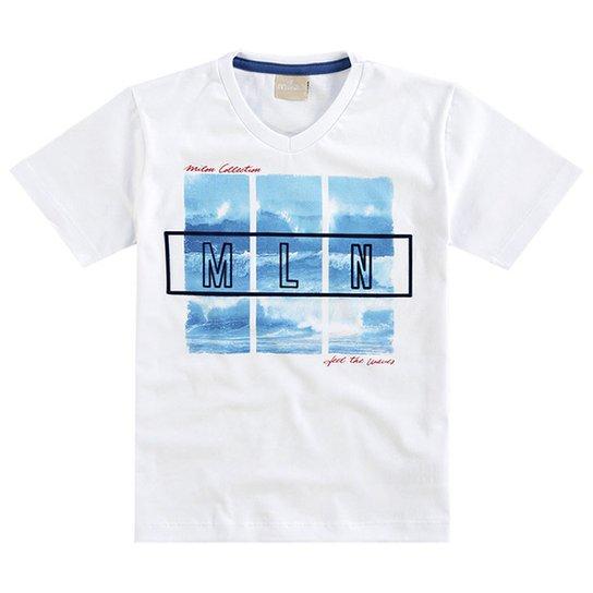 2c6116e56 Camiseta Infantil Milon Estampada Masculina - Compre Agora